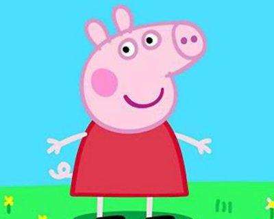 Peppa Pig, dai cartoni a eBay