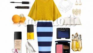 Look della settimana: yellow style