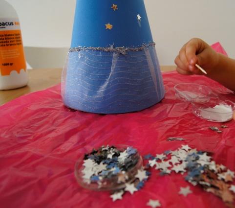 Raccogliere qualità perfetta Il miglior posto Vestiti di Carnevale fai da te: cappello da fata o da mago