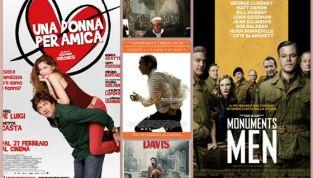 Film in uscita al cinema a febbraio 2014