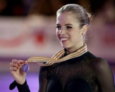 Carolina Kostner e la sua gara più bella: è bronzo