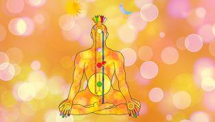 I sette chakra principali e i loro pianeti