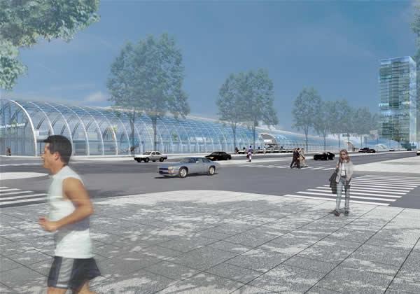 Nuova stazione di porta susa a torino - Torino porta susa porta nuova ...