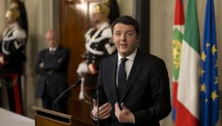 Nomina dei ministri e giuramento al Colle: così nasce il governo Renzi