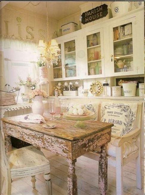 Arredamento shabby chic uno stile romantico e unico per for Costruisci la tua casa in california