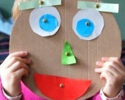 Lavoretti per bambini il gioco delle emozioni for Calcolatore del materiale da costruzione della casa