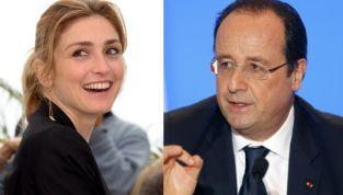 Julie Gayet e Hollande, aria di rottura
