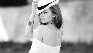 Tendenze moda primavera estate 2014: look bianco e nero