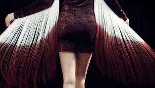 Le frange, tra le tendenze moda primavera/estate 2014