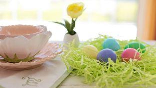 Menu di Pasqua vegetariano, colorato e primaverile!