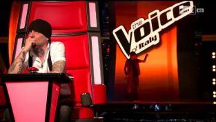 The voice 2 quarta puntata a ritmo dei 99 Posse