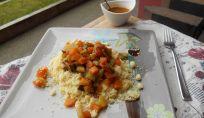 Cous cous di verdure e spezie del Marocco per un piatto antico