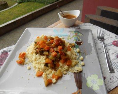 Cous cous di verdure: il profumo del Marocco in tavola