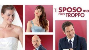 Ti sposo ma non troppo, la nuova commedia di Gabriele Pignotta