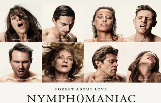 Nymphomaniac, i due volumi del film che ha fatto scalpore