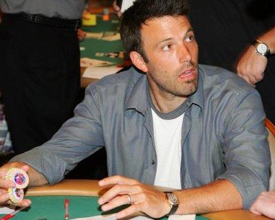 Ben Affleck allontanato da un casinò a Las Vegas: contava le carte ai tavoli da black jack