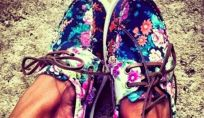 Scarpe stampate primavera/estate 2014