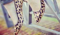 Scarpe animalier per la primavera 2014