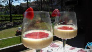 Coppa fredda alle fragole, un dessert a cui non si può resistere