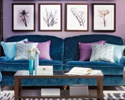 Regole per abbinare i colori delle pareti ai mobili - Colore parete cucina noce ...