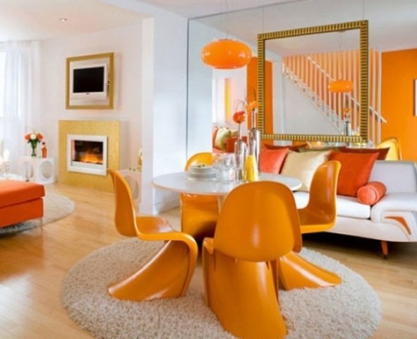 Mobili Scuri Colore Pareti : Regole per abbinare i colori delle pareti ai mobili