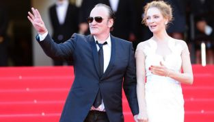Uma Thurman e Quentin Tarantino, da colleghi ad amanti