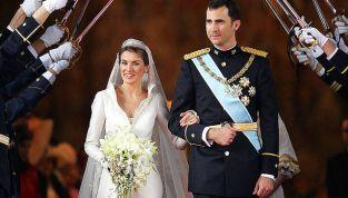 Letizia Ortiz, la favola della giornalista che diventa regina di Spagna