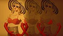 Bikini da pin up, per essere meravigliose in riva al mare
