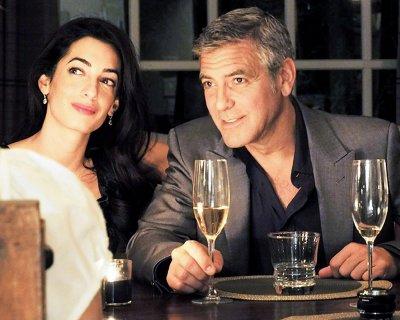 George Clooney e Amal Alamuddin sposi a settembre. E il testimone sarà Brad Pitt