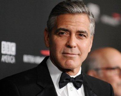George Clooney incontra la suocera Baria Alamuddin