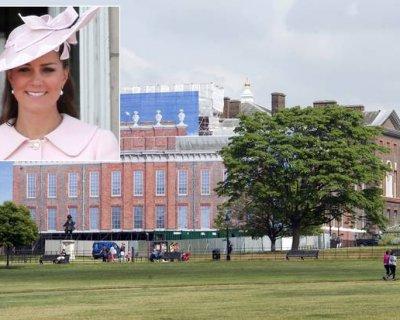 Kate Middleton e le spese pazze per Kensington Palace