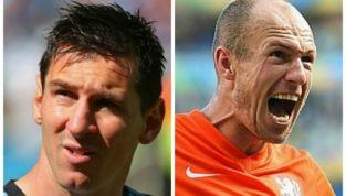 Mondiali 2014: Olanda - Argentina sarà la seconda semifinale