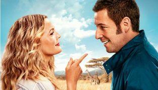 """""""Insieme per forza"""", la commedia romantica con Adam Sandler"""