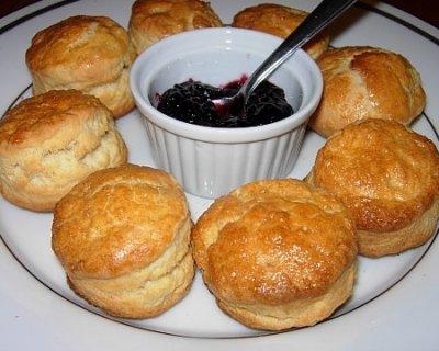 Scones, la ricetta dei panini inglesi