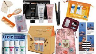 Bellezza in valigia: i kit beauty per l'estate 2014