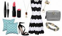 Look della settimana: zig zag style