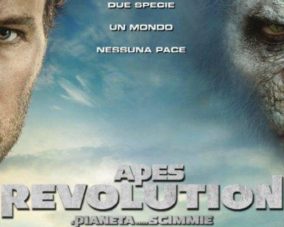 """""""Apes Revolution"""", il sequel de """"L'Alba del pianeta delle scimmie"""""""