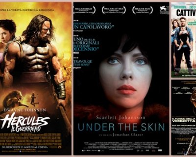 Film in uscita al cinema a agosto 2014