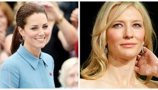 Anche Kate Middleton tra le meglio vestite al mondo