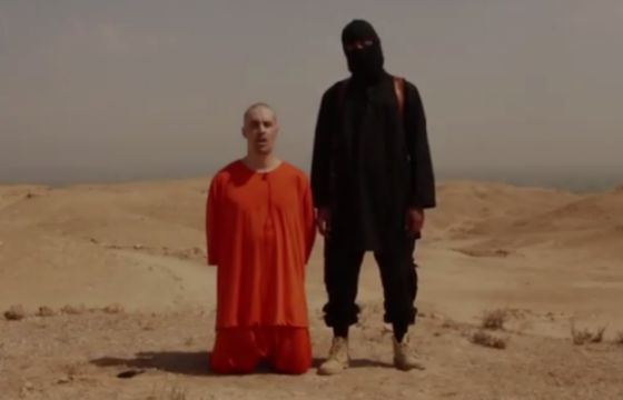 Iraq, video shock dell'Isis: decapitato giornalista Usa