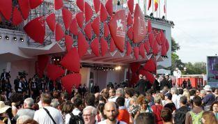 Look dei vip nel week end della Mostra del Cinema di Venezia