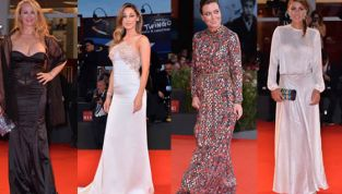 Look star alla Mostra del Cinema di Venezia 2014: il red carpet del 3 settembre