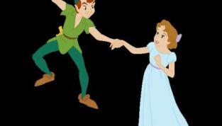 Uomini eterni Peter Pan