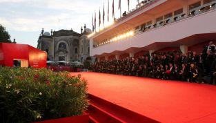 Red carpet del 4 settembre alla Mostra del Cinema di Venezia
