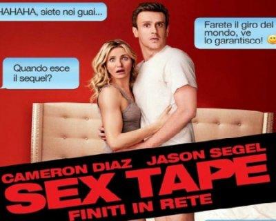 Sex Tape - Finiti in Rete, la divertente e piccante commedia con Cameron Diaz
