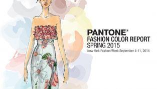 Top ten dei colori moda per la primavera 2015 secondo Pantone