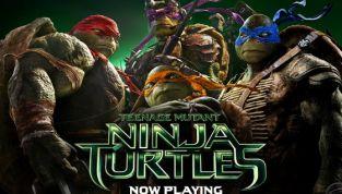 Tartarughe Ninja, dal cartone animato al film