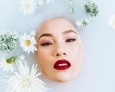 pelle del viso secca