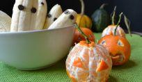 Dolcetti di Halloween con la frutta