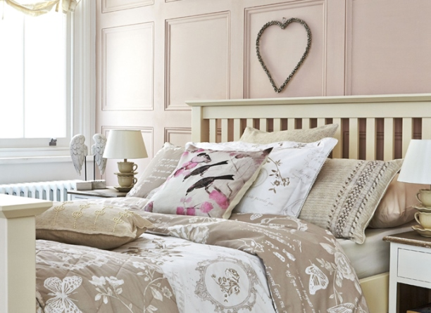 consigli per arredare la camera da letto - Camera Da Letto Stile Country